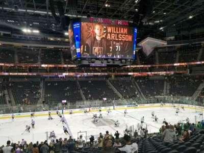 T-Mobile Arena secção 5