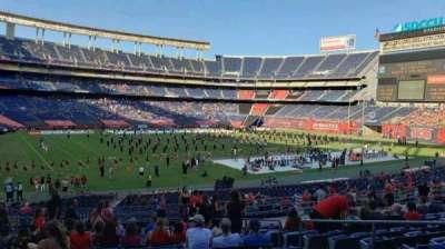 San Diego Stadium secção P31