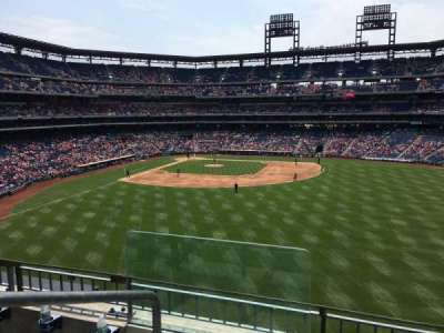 Citizens Bank Park secção 201