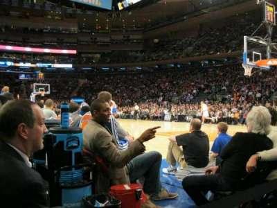 Madison Square Garden secção 7