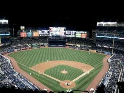Yankee Stadium secção 420c