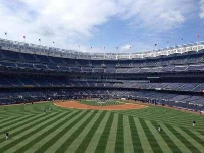 Yankee Stadium secção BES3