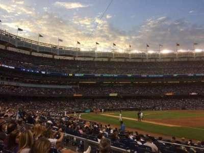 Yankee Stadium secção 112