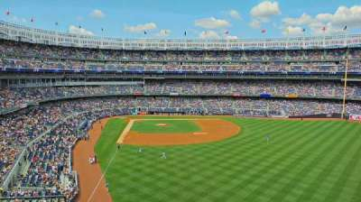 Yankee Stadium secção Party City Suite