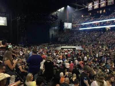 VyStar Veterans Memorial Arena secção 113