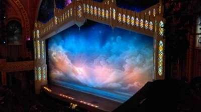 Eugene O'Neill Theatre secção Mezzanine R