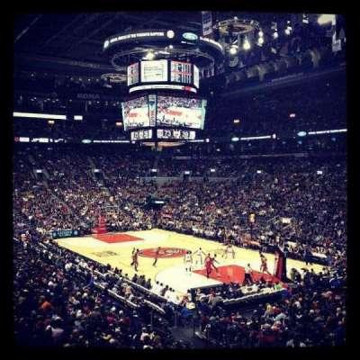 Scotiabank Arena secção 116