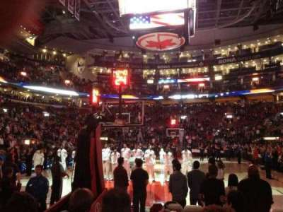 Scotiabank Arena secção 113