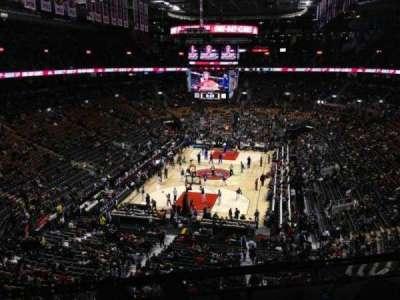 Scotiabank Arena secção 301