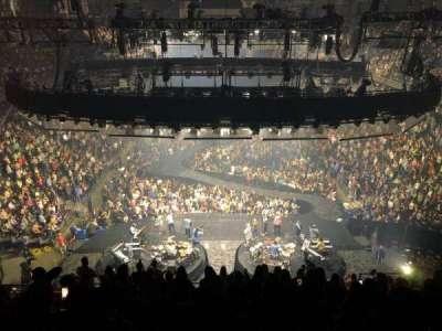 Mohegan Sun Arena secção 101