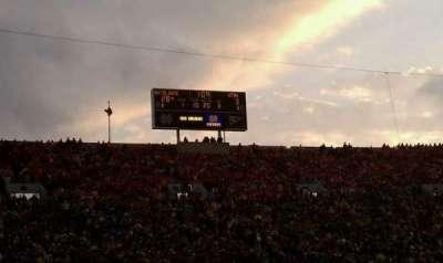 Notre Dame Stadium secção 10