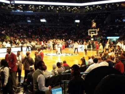 Barclays Center secção 29