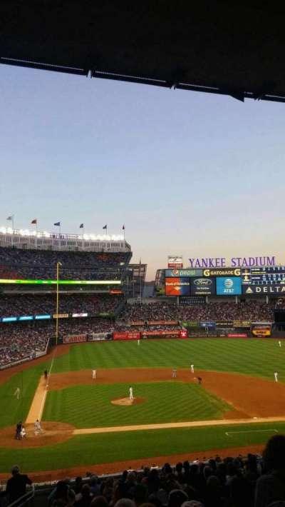 Yankee Stadium secção 217