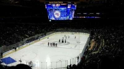 Madison Square Garden secção 219