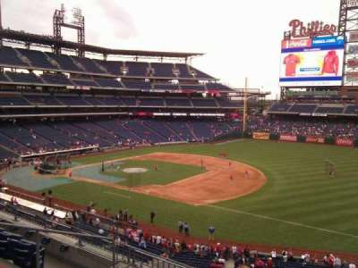 Citizens Bank Park secção 211