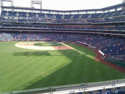 Citizens Bank Park secção 243