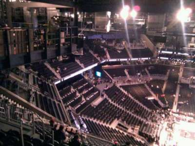 Barclays Center secção 226
