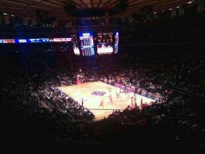 Madison Square Garden secção 202