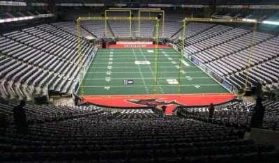 Jacksonville Veterans Memorial Arena, secção: 120, fila: BB, lugar: 7