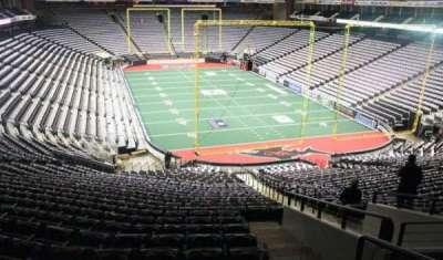 Jacksonville Veterans Memorial Arena, secção: 121, fila: DD, lugar: 1