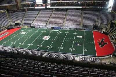 Jacksonville Veterans Memorial Arena, secção: 302, fila: K, lugar: 9