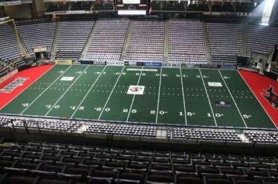 Jacksonville Veterans Memorial Arena, secção: 303, fila: H, lugar: 9