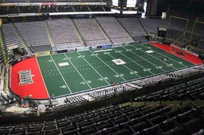 Jacksonville Veterans Memorial Arena, secção: 306, fila: H, lugar: 7