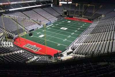Jacksonville Veterans Memorial Arena, secção: 308, fila: E, lugar: 4