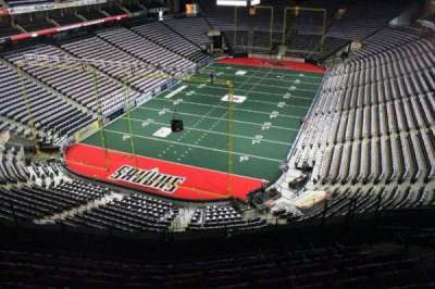 Jacksonville Veterans Memorial Arena, secção: 310, fila: F, lugar: 7