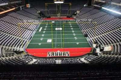 Jacksonville Veterans Memorial Arena, secção: 312, fila: F, lugar: 7