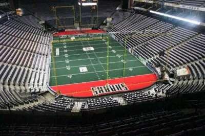 Jacksonville Veterans Memorial Arena, secção: 313, fila: F, lugar: 7