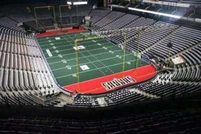Jacksonville Veterans Memorial Arena, secção: 314, fila: F, lugar: 6