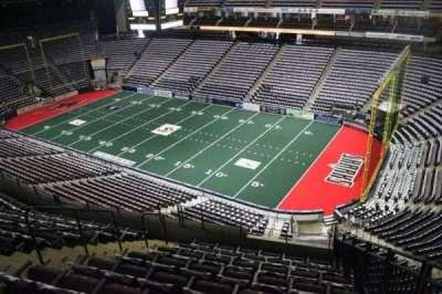 Jacksonville Veterans Memorial Arena, secção: 317, fila: G, lugar: 2