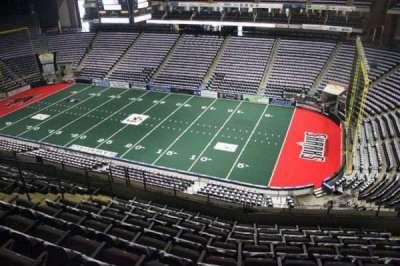 Jacksonville Veterans Memorial Arena, secção: 318, fila: G, lugar: 7
