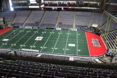 Jacksonville Veterans Memorial Arena, secção: 319, fila: G, lugar: 8