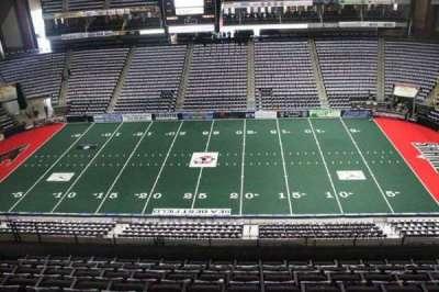 Jacksonville Veterans Memorial Arena, secção: 320, fila: F, lugar: 8