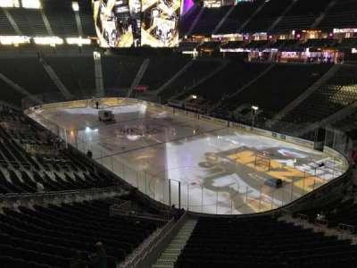 T-Mobile Arena secção 117