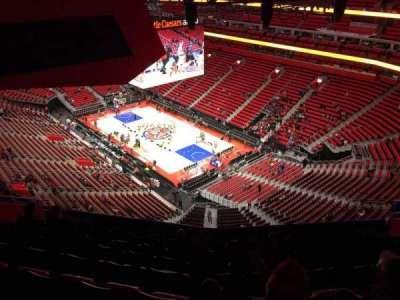 Little Caesars Arena, secção: 222, fila: 11, lugar: 13