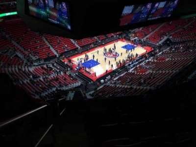 Little Caesars Arena, secção: 230, fila: 11, lugar: 27