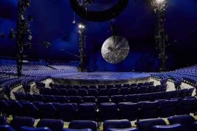 Cirque Du Soleil - Luzia, secção: 102