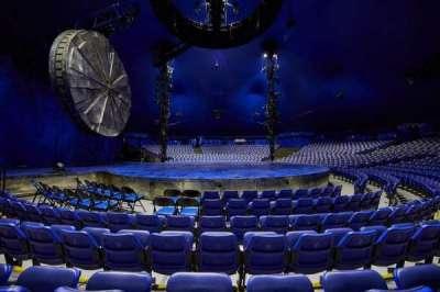Cirque Du Soleil - Luzia, secção: 103