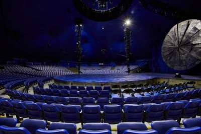 Cirque Du Soleil - Luzia, secção: 104
