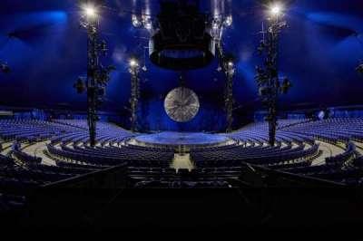 Cirque Du Soleil - Luzia, secção: 200
