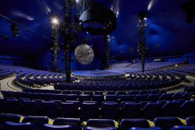 Cirque Du Soleil - Luzia, secção: 201