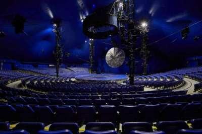 Cirque Du Soleil - Luzia, secção: 202