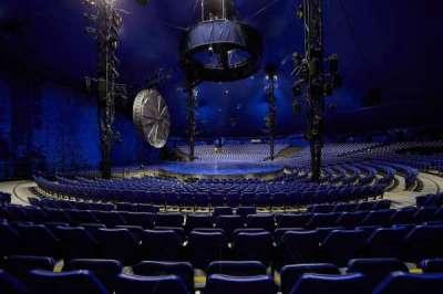 Cirque Du Soleil - Luzia, secção: 203
