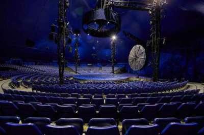 Cirque Du Soleil - Luzia, secção: 204