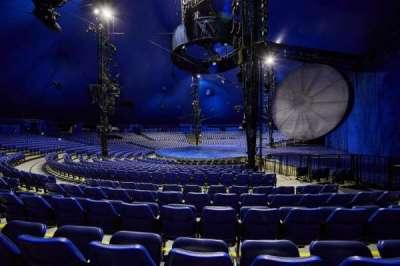 Cirque Du Soleil - Luzia, secção: 206