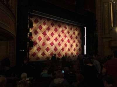 Forrest Theatre, secção: Orch L, fila: N, lugar: 21
