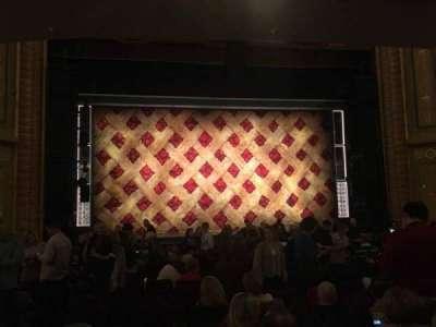 Forrest Theatre, secção: Orch C, fila: R, lugar: 113